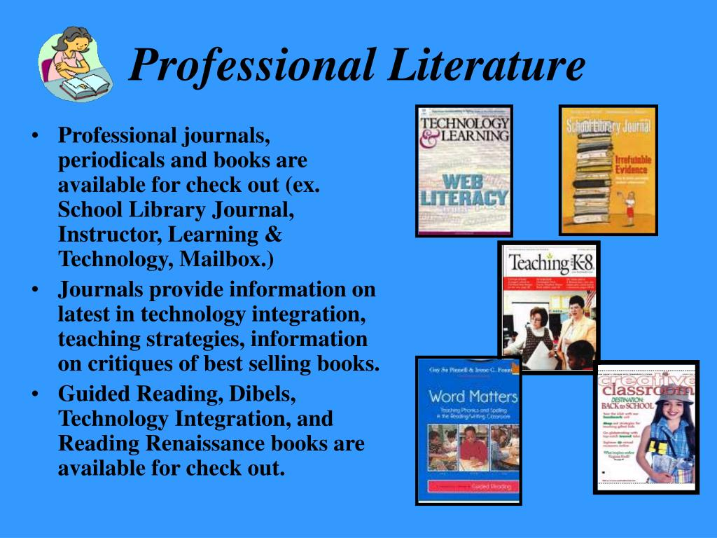 Library resourcesslcsd educational technology resources examples