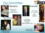 our committee