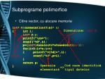 subprograme polimorfice4