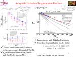 away side di hadron fragmentation function