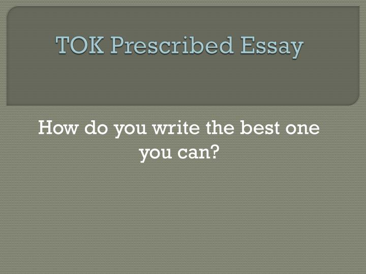 tok essay about truth This is a tok planning document to help you write a great tok essay fill in the blanks for a fabulous structure use it to outline your essay - it's really easy to use.