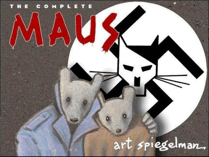 an analysis of maus a symbolic novel by art spiegelman