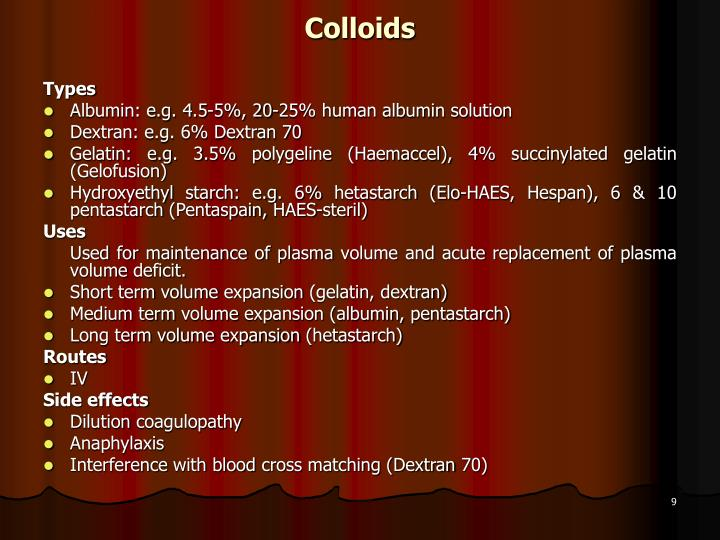 gelatin colloid and conductivity essay Resources for students & teachers 'deadly' eei ideas ideas for year 11 and 12 chemistry extended experimental investigations from dr richard walding, phd, faip, fraci, cchem, research fellow - griffith university, australia.