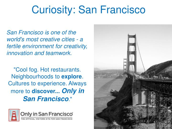 Curiosity: