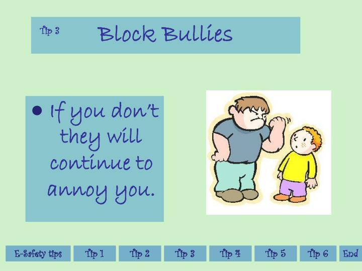 Block Bullies