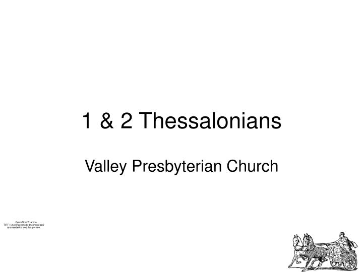 1 2 thessalonians n.