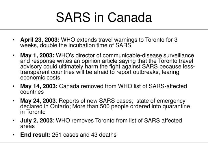 how sars affected singapore Of affected wards, and cohorting of sars about the epidemiology and transmission of sars severe acute respiratory syndrome - singapore.