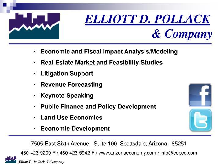 ELLIOTT D. POLLACK