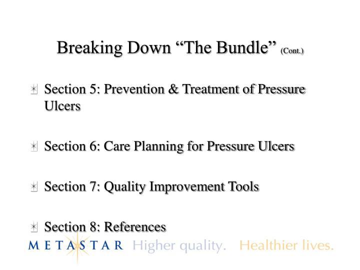 """Breaking Down """"The Bundle"""""""