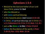 ephesians 1 3 4