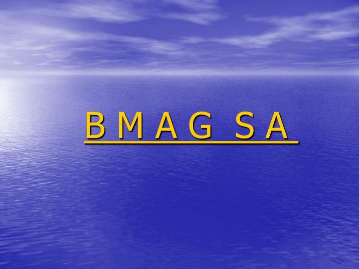 B M A G  S A