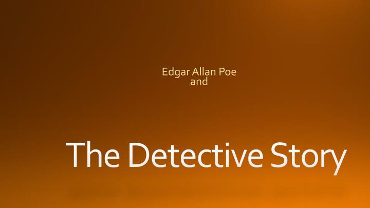 Edgar allan poe and