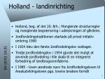 holland landinrichting
