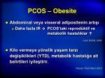 pcos obesite