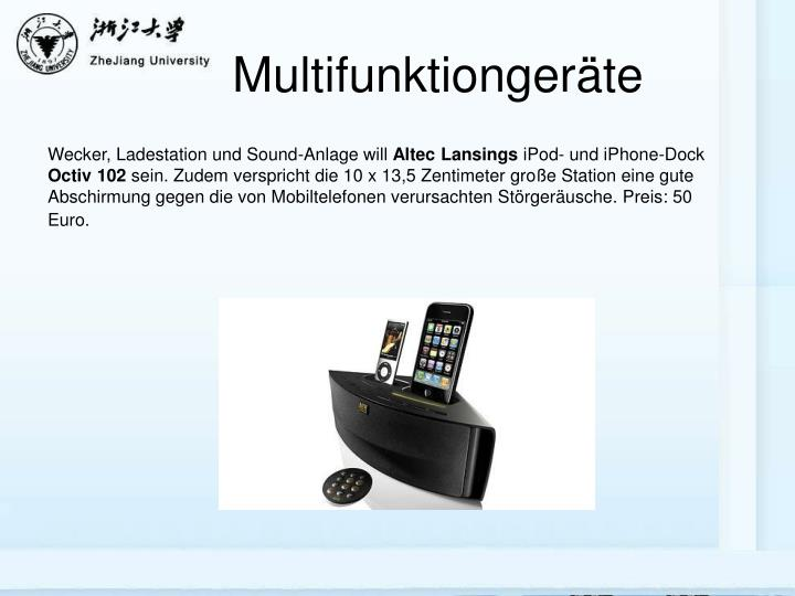 Multifunktiongeräte