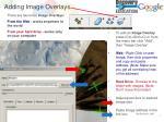 adding image overlays