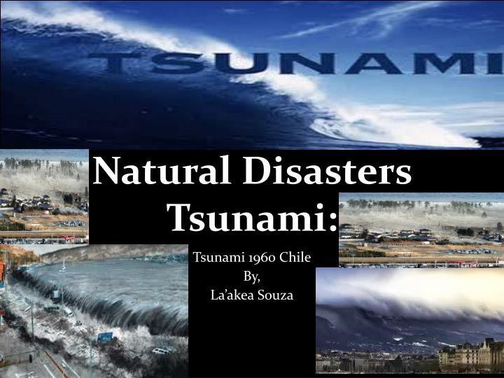 english essay about natural disasters