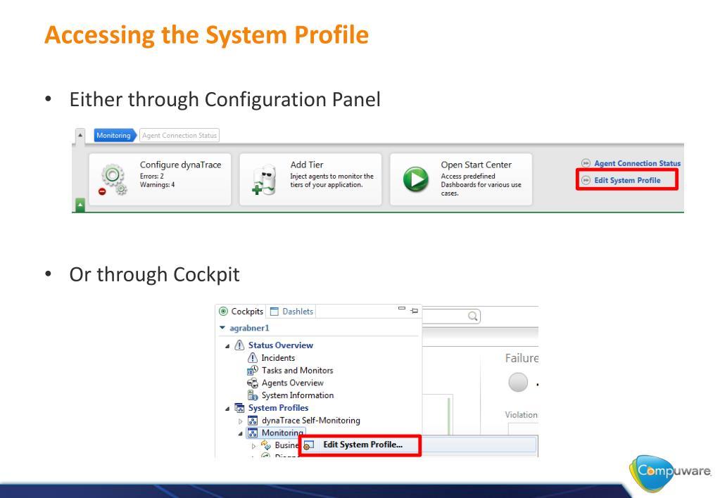 PPT - dynaTrace 6 0 – Core Concepts PowerPoint Presentation