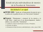 estudi del pla individualitzat de tutories de la facultat de veterin ria2