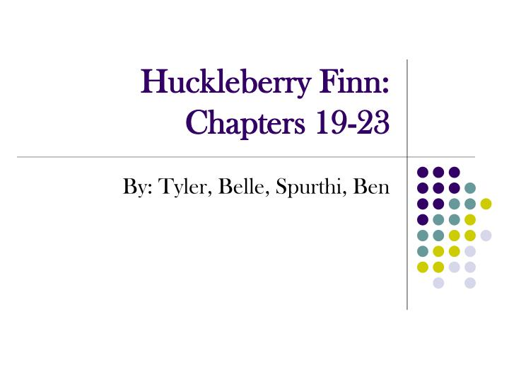 huckleberry finn chapter 5 analysis as The adventures of huckleberry finn quotes from litcharts analysis, and citation info chapter 5 quotes.