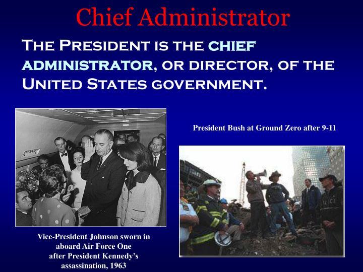 Chief Administrator