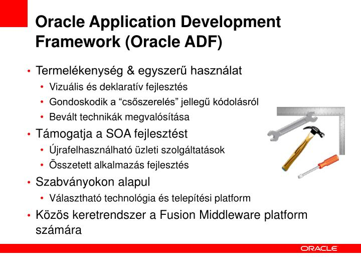 Oracle Application Development Framework (Oracle ADF)
