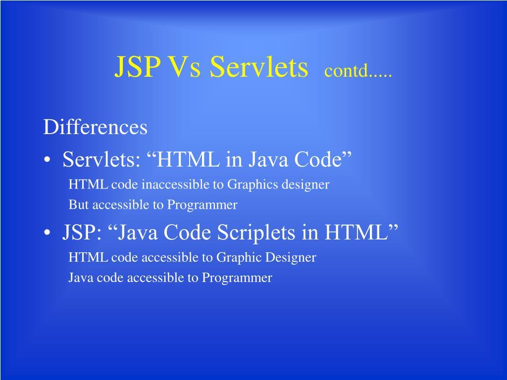PPT - Java Server Pages (JSP) PowerPoint Presentation - ID