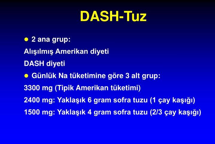 DASH-Tuz