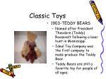 classic toys4