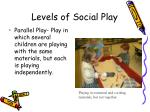 levels of social play2