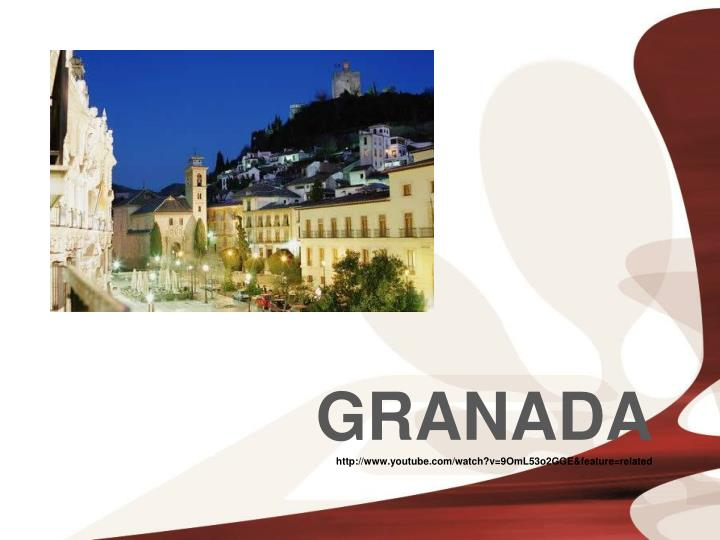 granada http www youtube com watch v 9oml53o2gge feature related n.