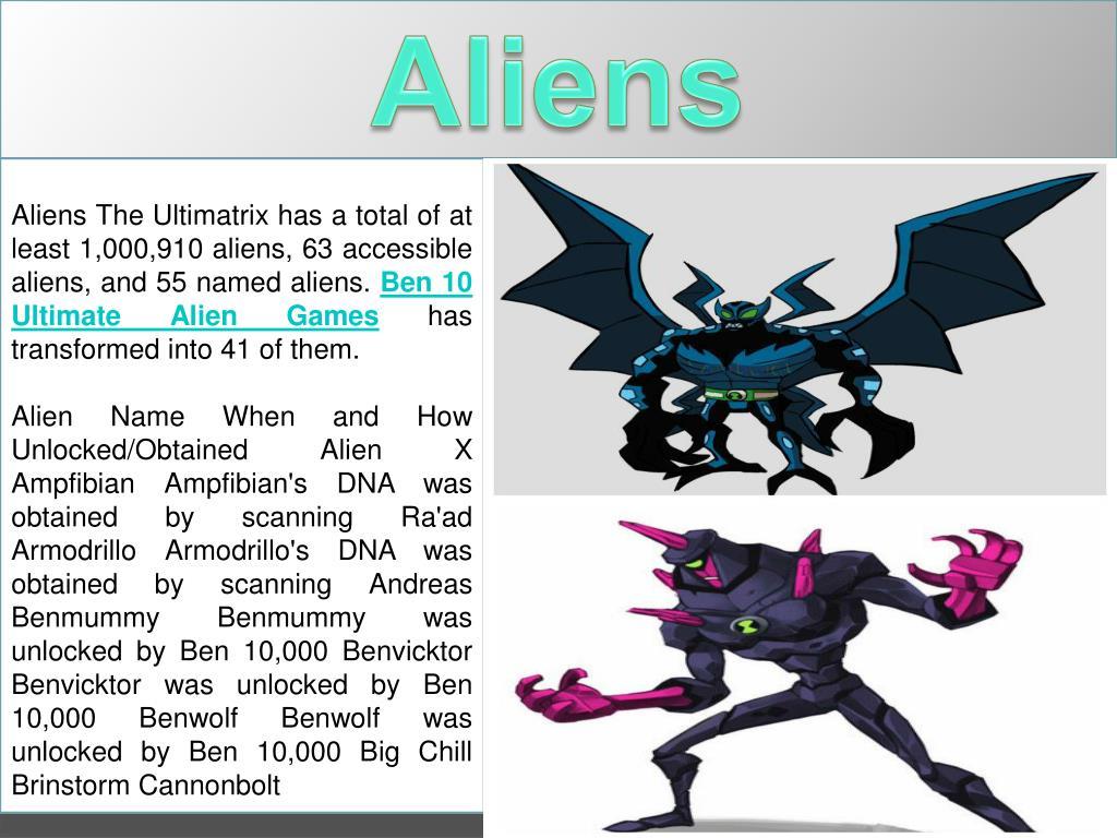 PPT - Ben 10 Ultimate Alien PowerPoint Presentation - ID:3847216