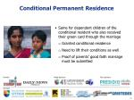 conditional permanent residence2