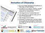 derivation of citizenship8