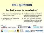 poll question15