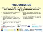 poll question17