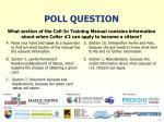 poll question18