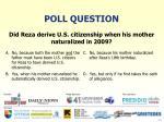 poll question26