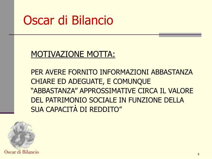 Oscar di bilancio2