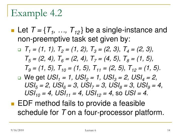 Example 4.2