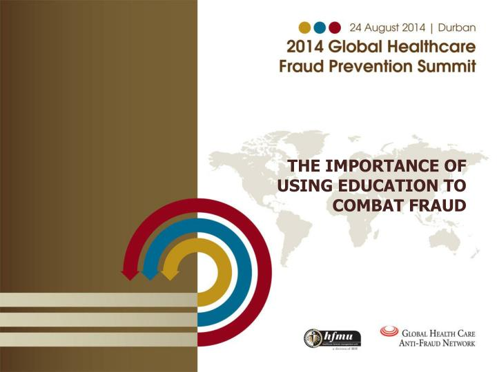 PPT - Anti-Fraud Training and Accreditation PowerPoint Presentation ...