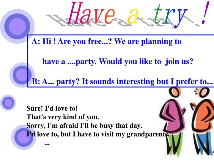 Have a try !