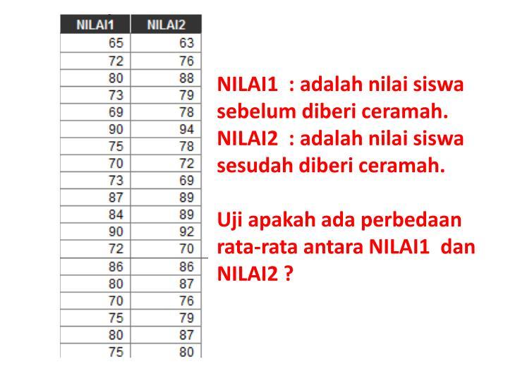NILAI1  :