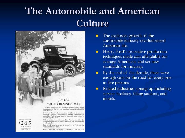 henry fords innovations essay Henry ford: beyond ford: ford motor company and founders henry ford essay example some of this was because of ford's innovations.