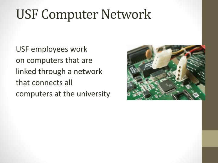 USF Computer Network