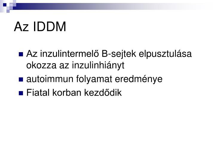 Az IDDM