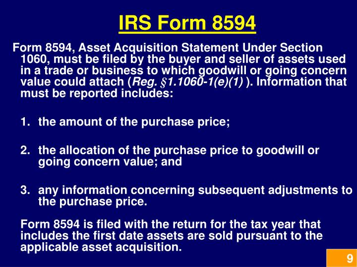 PPT - Taxable Acquisitions PowerPoint Presentation - ID:3850409
