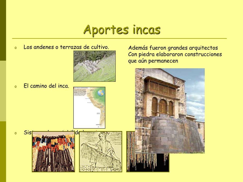 Ppt El Mundo Precolombino Las Civilizaciones Inca Maya