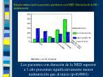 estudio nutricional en pacientes geri tricos con ned duraci n de la ne malnutrici n