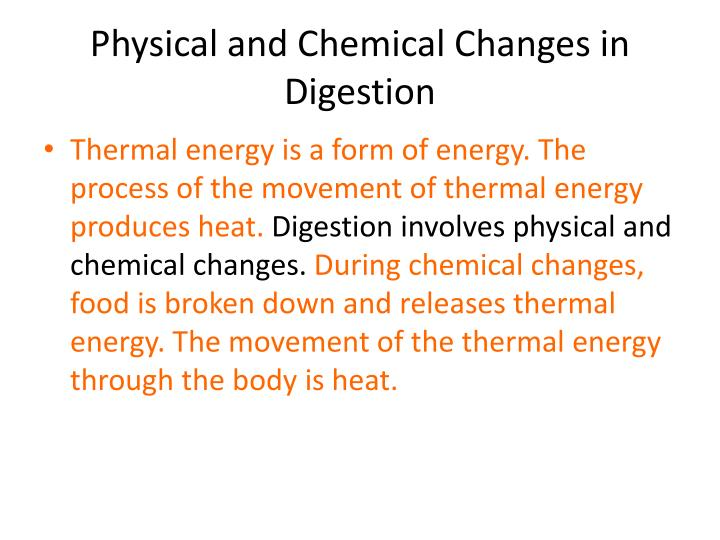 physical and chemical changes essay Introduction you will be exploring three scenarios and conducting observations on the physical and chemical changes in matter you will also investigate the input and output of energy during physical and chemical changes.